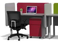 EMSA - Office Furniture - Mobiliario de Oficina