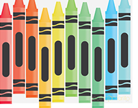 Colors of crayola