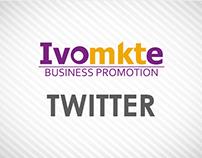 Ivomkte publicaciones para twitter