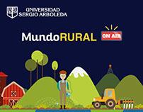 Animación Mundo Rural - Universidad Sergio Arboleda