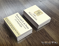 Logo e Cartão de visita para Calil Advogados Associados