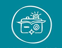 Gutunes Fotografia | Criação de Logo