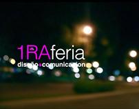 """Spots Agencia Gestar. """"1RA Ferya DYC""""  - Argentina 2013"""