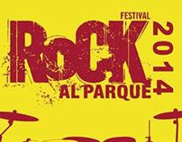 Concurso rock al parque