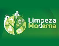 Logotipo para empresa com foco em sustentabilidade