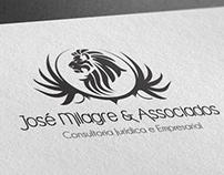 José Milagre // Logo Design