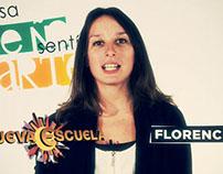 """SPOTS """"NUEVA ESCUELA"""" VIDEOS ONLINE"""