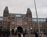 Amsterdams Rijksmuseum Sculpture