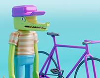 Bikeceratops