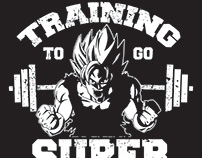 Training to Go T-Shirt