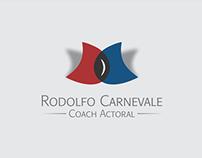 Identidad Visual para Rodolfo Carnevale