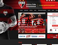 Atlético Clube Goianiense - Website