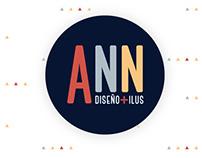 Ann - Diseños + Ilustraciones