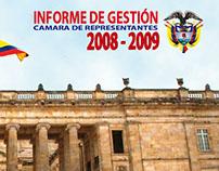 Informe 2009 Camara