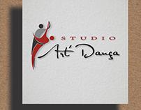 Logo Studio Art Dança