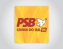 Divulgação   PSB Caxias do Sul