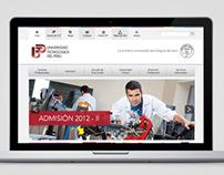 UTP website