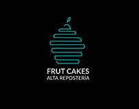 Creación de marca para la empresa de FRUT CAKES.