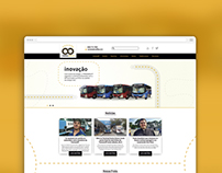 Transwolff novo site | Web | UI Design