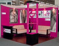 Diseño y montaje de stand para expo