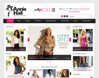 Annie Hall - Online magazine