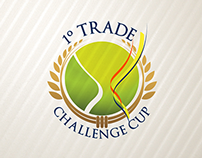Identidade Visual 1º Trade Challenge Cup