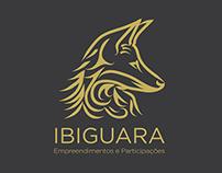 Criação de logotipo para Ibiguara