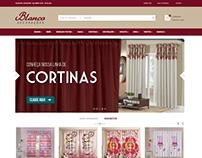 E-Commerce - Blanco Decorações - 2015
