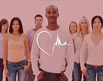 Logotipo para campanha de doação de sangue no facebook.