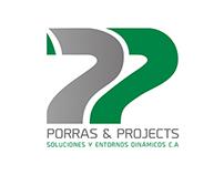 Porras & Projects  - Imagen corporativa