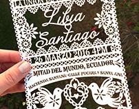 Invitación Tematica Mexicana