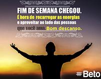 Campanha 2016 - Candidato Beto Vilela - Prata-MG