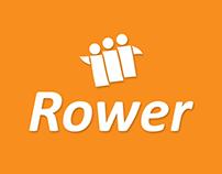 LOGOTIPO ROWER - APP