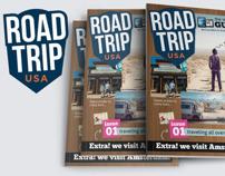 RoadTrip Magazine Template #1 USA