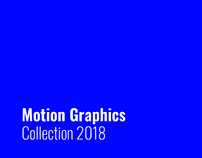 Motion Graphic Collection 2018