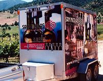 Telas para Embotelladora San Nicolas (2004)