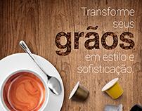 Kaffa - Transforme seus grãos