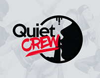 Quiet Crew - Logo & T Shirt