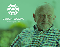 Gerontocopa - Gerontological Clinic Website