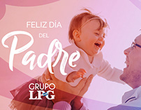 Twitter cover Father's Day / Imagen de cabecera Twitter