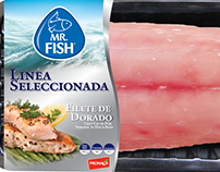 Pronaca Mr.Fish Linea Seleccionada