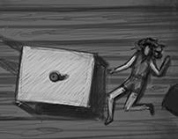"""Storyboard """"La Casa del Rio"""""""