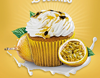 The Sweet Cupcake: Nuevos Sabores