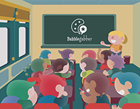 Babblegabber Animation