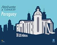 Logo - Panteón de los Héroes (Paraguay)