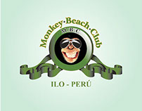 Coasters - Monkey Beach Club