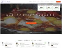 Site | Bar dos Pescadores