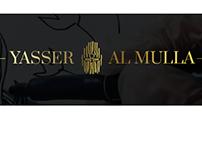 Web site paraQueen-art de Yasser Al Mulla