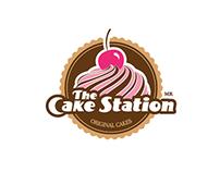 The Cake Station - Identidad