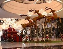 Navidad Centro Comercial Buenavista